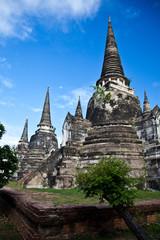 Wat Phra Sri Sanphet of  Ayutthaya3