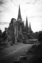 Wat Phra Sri Sanphet of  Ayutthaya4
