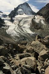Durand Glacier in Swiss Alps