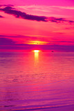 Twilight Panorama Beach