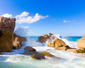 Seascape Scene Stones