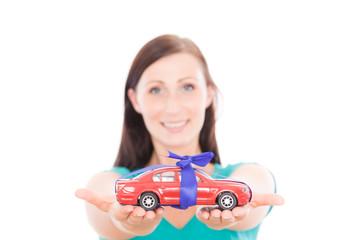 ein auto schenken