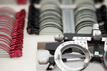 ophthalmologist kit