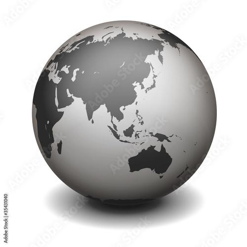 silver Globe_2