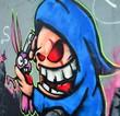 Fototapete Graffiti - Kunst - Graffiti