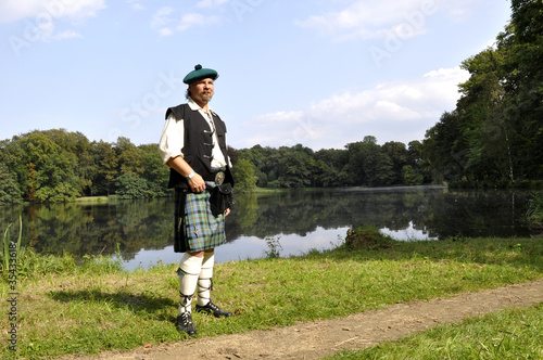 Highland Games Machern 2011