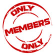 Stempel: Members Only