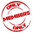 Stempel: Members Only