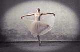 Fototapety Classic ballerina