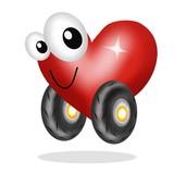 cuore in cammino