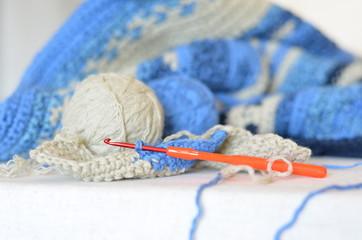 needlework,