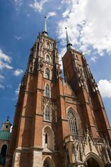 Wrocław - katedra