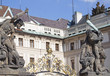 Постер, плакат: pride and glory Prager Burg Tor I Prague