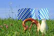 Bayern - Milch, Breze und Natur