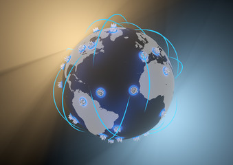 Global city network