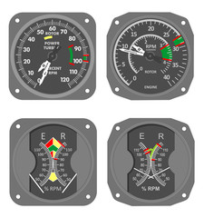 Aircraft gauges (#7)