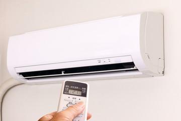 エアコン暖房も適温で(21度)