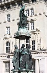 Austriabrunnen fountain, Vienna