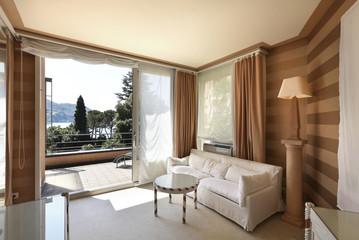 interior luxury apartment, comfortable suit