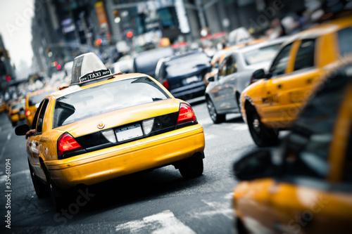 nowojorskie-taksowki