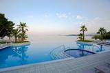 Fototapety Beautiful Infinity Pool