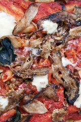 To eat healthy: typical Sicilian baked pasta