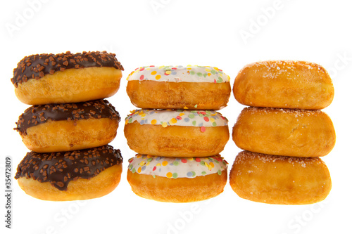 Sugary sweet donuts