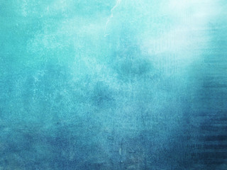 blue wall - texture background