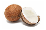 Coconut (isolated)