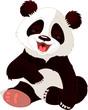 Baby Panda laughing