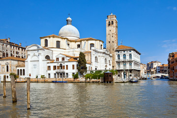 San Geremia church in Venice, Italy