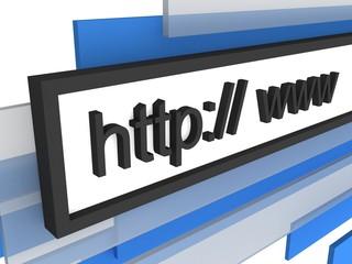 HTTP web bar concept