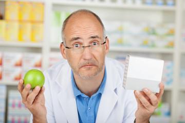 nahrungsmittel oder arzneimittel?
