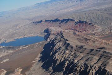 Veduta aerea del Canyon