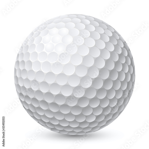 Fototapeta Golf Ball