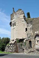 Parco Regionale dell'Appia Antica - Tomba di Cecilia Metella