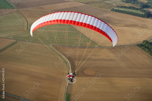 ULM paramoteur en vol - 35493435