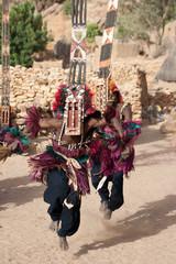 Sirige mask and the Dogon dance, Mali.
