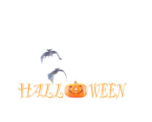 Logotipo Halloween.