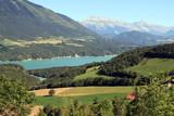 Fototapety Lac de Monteynard-Avignonet