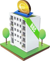 Investir dans un bâtiment BBC (détouré)