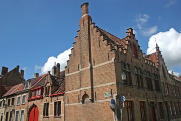 Bruges,architecture