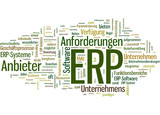 Enterprise Resource Planning, ERP poster