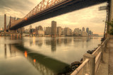 Fototapety Queensboro Bridge