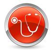 Stethoskop - Button