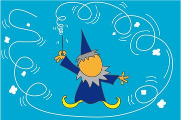 MAGICIAN (mago)