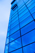 futuristic corporate building