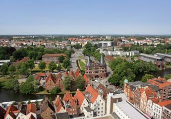 Luebeck city