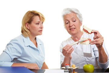 Einführung in Zahnpflege