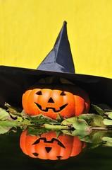 Bruja de Halloween.